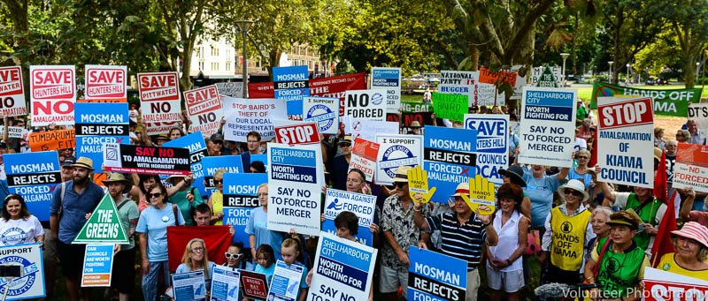 SOCC Hyde Park Rally photo 7 Wonderful signs 13 March 16
