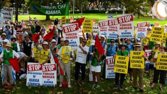 SOCC Hyde Park Rally photo 8 Go Kiama 13 March 16